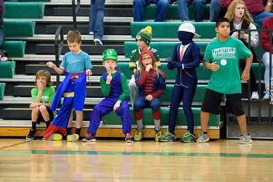 Dragon Volleyball vs Benson Braves