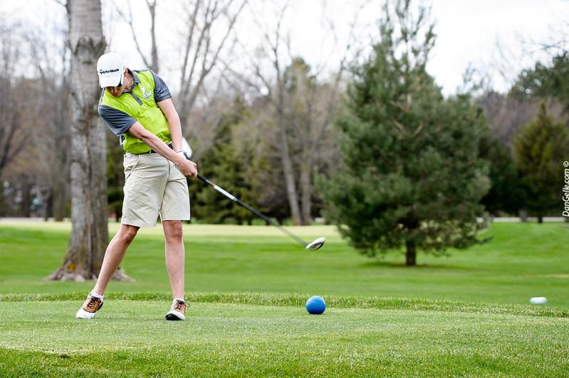 LHS Dragons Boys Golf