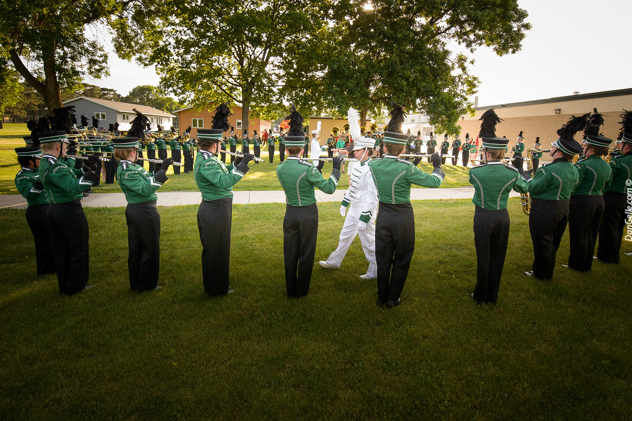 """LHS Marching Dragons """"Africa"""" Preview Show"""