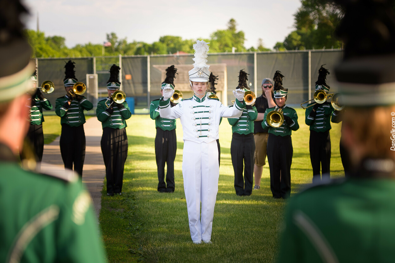 "LHS Marching Dragons ""Africa"" Preview Show"