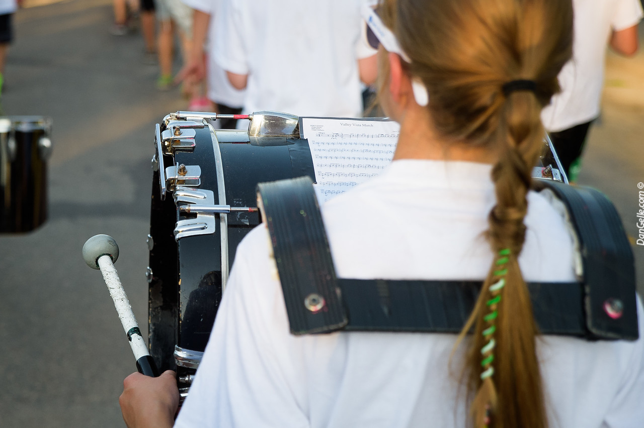 Litchfield Middle School Marching Band
