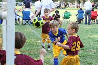 2016 9-20 Bobcats Soccer Game #3