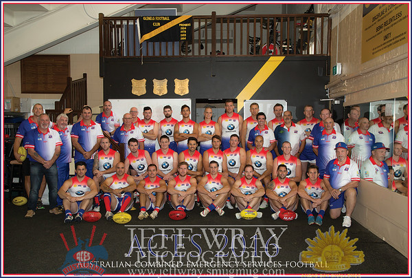 2016 ACES Family - ANZAC Tradition