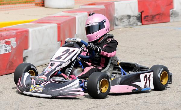 Don Knight | The Herald Bulletin<br /> Alexandria Grand Prix on Saturday.
