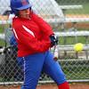 4-27-16<br /> Kokomo softball<br /> Ramsie Hurlock hits.<br /> Kelly Lafferty Gerber | Kokomo Tribune
