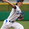 4-20-16<br /> Kokomo vs Logansport baseball<br /> Kokomo's Nate Hemmerich pitches<br /> Kelly Lafferty Gerber | Kokomo Tribune
