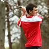 4-20-16<br /> Western vs Taylor boys golf<br /> Taylor 3 Tyler Koon<br /> Kelly Lafferty Gerber | Kokomo Tribune