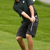 4-20-16<br /> Western vs Taylor boys golf<br /> Western 2 Nolan Stout<br /> Kelly Lafferty Gerber | Kokomo Tribune