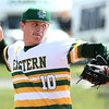 4-23-16<br /> Eastern vs Tri Central baseball<br /> Eastern's Logan Smith pitches.<br /> Kelly Lafferty Gerber | Kokomo Tribune