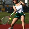 4-14-16<br /> Eastern vs Northwestern girls tennis<br /> Eastern 3 singles Minami Takakuwa<br /> Kelly Lafferty Gerber | Kokomo Tribune