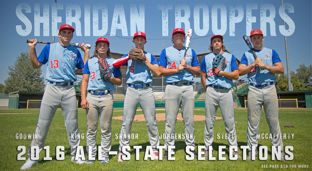 2016 All-State Baseball