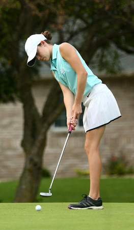 8-31-16<br /> Girls Golf<br /> Western 1 Torrie Smith<br /> Kelly Lafferty Gerber | Kokomo Tribune
