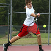 8-30-16<br /> Taylor tennis<br /> 3 singles Colton Kimbler<br /> Kelly Lafferty Gerber | Kokomo Tribune