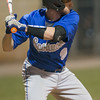 SHS' Nathan Rebich at bat