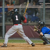 ERHS' Javon Butler at bat
