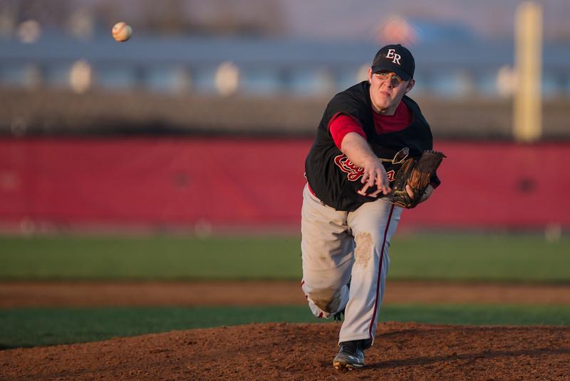 #21 Collin Dean pitches
