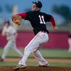 Jayson Cross pitching