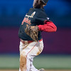 Javon Butler pitching