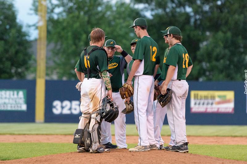Litchfield Legion Baseball vs Tri-Town