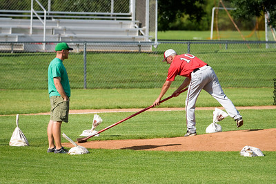 Litchfield VFW baseball vs Willmar