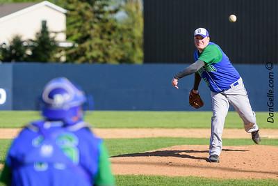 Blues Baseball vs Bullfrogs