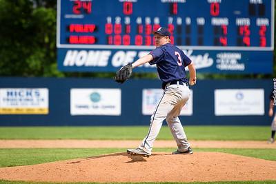 Litchfield Blues Baseball vs Foley Jacks