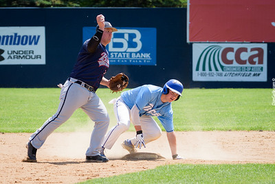 Litchfield Blues Baseball vs Foley Jacks