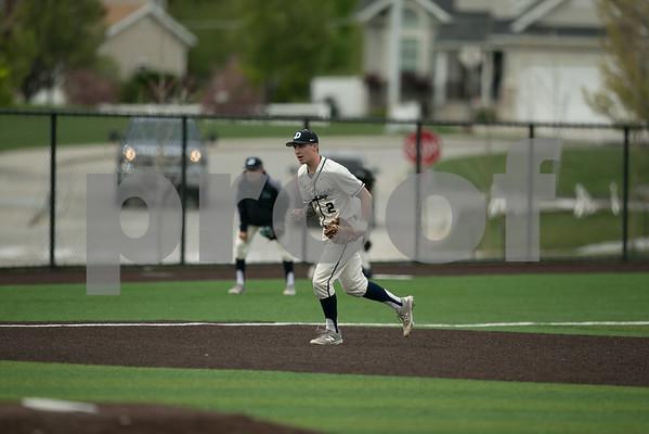 JD vs Logan Varsity Baseball