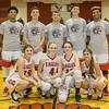 Senior Basketball Atheletes