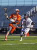 Boys Jumior Varisty Lacrosse. Union-Endicott Tigers at Corning Hawks. April 20, 2016