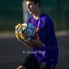 Boys JV High School Soccer.  Ithaca Little Red at Corning Hawks. September 15, 2016.