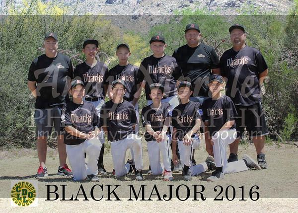 2016 CDO BLACK MAJOR