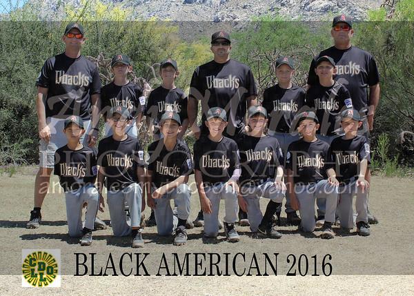2016 CDO Black American