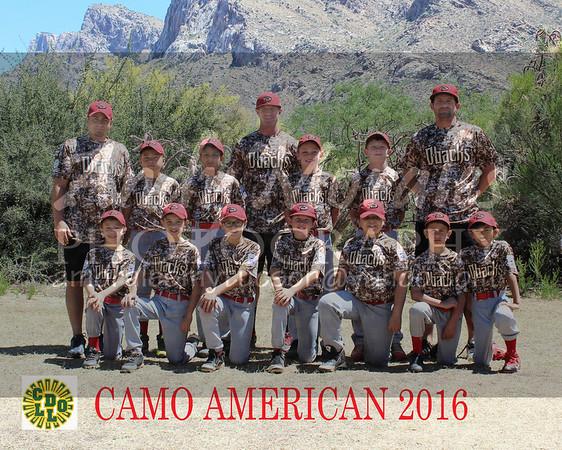 2016 CDO CAMO AMERICAN