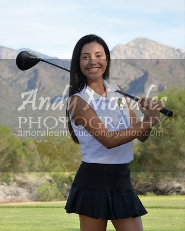 2016 CDO Girls Golf Team Photos
