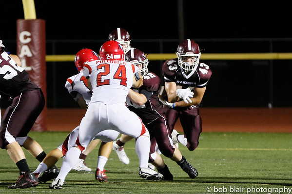 2016 CMBB Football  Hornell Game