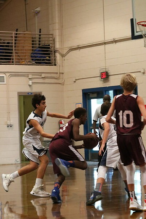 2016 Cario vs Laing    Basketball