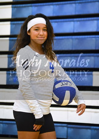 2016 Catalina girls volleyball