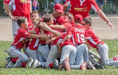 Chardon Cardinals 2016 Champs