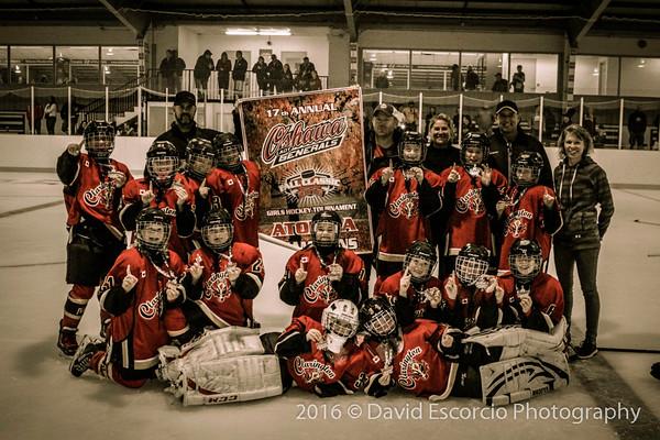 2016 Flames Oshawa Finals