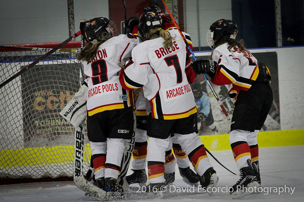 2016 Flames Oshawa Semi Finals
