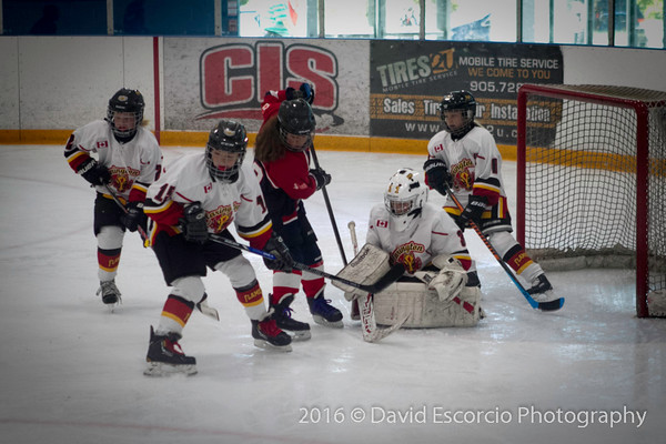 2016 Flames Oshawa Tourney Game 1