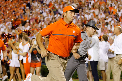 NCAA Football: #2 Clemson. vs. Auburn