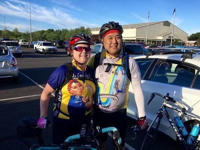 2016 Covered Bridges Ride