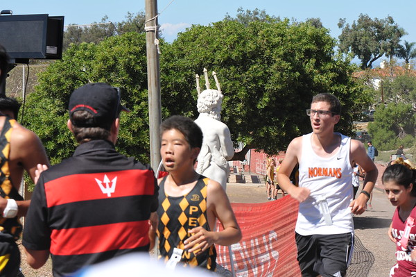 2016 Cross Country - Palos Verdes Invitational