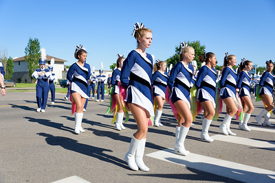 DC Marching Chargers