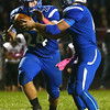 Carroll's Dylan Spesard from Oct. 14 game against Sheridan.<br /> Kelly Lafferty Gerber | Kokomo Tribune