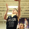 12-2-16<br /> Northwestern vs Western boys basketball<br /> Western's Josh Beeler shoots.<br /> Kelly Lafferty Gerber | Kokomo Tribune