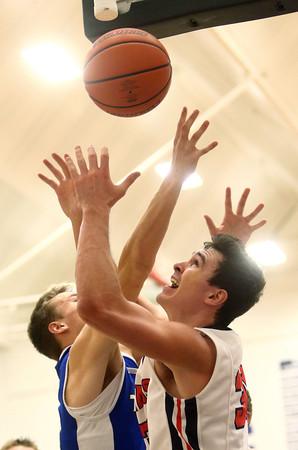 12-16-16<br /> Cass vs Tipton boys basketball<br /> <br /> Kelly Lafferty Gerber   Kokomo Tribune