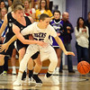 12-2-16<br /> Northwestern vs Western boys basketball<br /> <br /> Kelly Lafferty Gerber | Kokomo Tribune